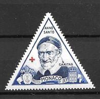 1951 - Monaco -St Vincent De Paul Caritas - YT 353 - MNH** - Neufs