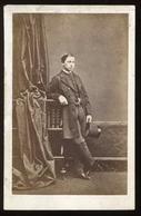 CDV - Portrait Of Prince Alfred, ENGLAND - C.1861 - Alte (vor 1900)