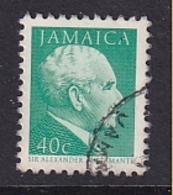 Jamaica: 1987/97   Norman Manley   SG684A   40c      Used - Jamaica (1962-...)