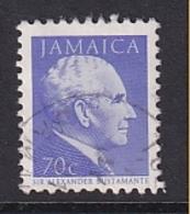 Jamaica: 1987/97   Norman Manley   SG687A   70c      Used - Jamaica (1962-...)