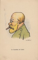 Carte  Postale   Illustrateur  :  HANSI - Hansi