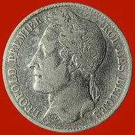 BELGIQUE - Léopold I - 5 Francs Tête Laurée - 1848. - 1831-1865: Leopold I
