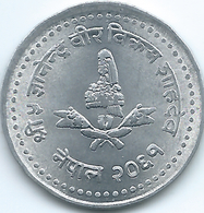Nepal - VS2060 (2003) - Gyanendra - 50 Paisa - KM1179 - Nepal
