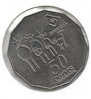 1994 AUSTRALIA 50 CENTS - Moneta Decimale (1966-...)