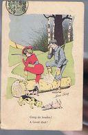 Coup De Foudre - A Good Shot - Pet !  - Illustrateur Xavier Sager - Sager, Xavier