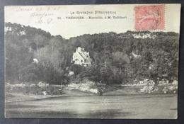 CPA 22 TREGUIER - Kestellic, à M. Tallibart - Waron 91 - Réf. X 191 - Tréguier