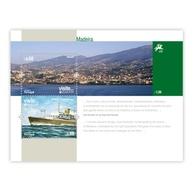 Portugal ** & CEPT Europa, Visit Madeira, Paquete Santa Maria 2012 (668) - Europa-CEPT