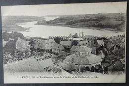 CPA 22 TREGUIER - Vue Générale Prise Du Clocher De La Cathédrale - LL 2 - Réf. X 193 - Tréguier