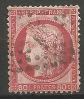 France - Cérès - N°57 Oblitéré - Cachet Ambulat - 1871-1875 Cérès