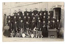 CPA 2894 - MILITARIA - Carte Photo Militaire - Fanfare Militaire - Piano / Orgue - Violoncelle - Musique Du 29è De Ligne - Personen
