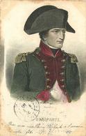 BONAPARTE - Petite Gravure. (carte 1900) - Personnages Historiques