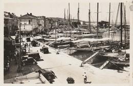 83 - SAINT TROPEZ  - Le Port Et Le Quai De Suffren - Saint-Tropez