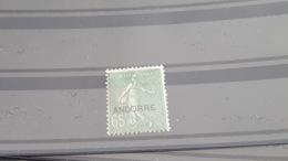 LOT500125 TIMBRE DE ANDORRE NEUF* N°16 - Neufs
