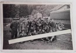 1935 1940 Camions Français Troupes Motorisées Vestes Cuirs Chars équipement 1935 Ww2 1935 1940 Photo - War, Military
