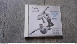 Patricia Dallio Musique Originale De Champ De Mars Chorégraphie Ginoux Danse - Instrumental