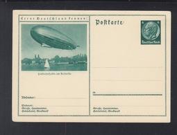 Dt. Reich Bild-PK Hindenburg Zeppelin - Postwaardestukken
