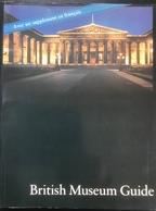 (183) British Museum Guide - 1976 - 295p. - Books, Magazines, Comics