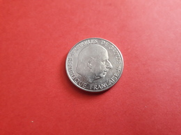 1fr 1988 Charles De Gaulle - Munten & Bankbiljetten