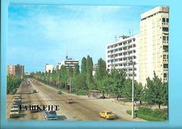 OUZBEKISTAN---capitale TASHKENT---Lenin Prospekt--voir  2 Scans - Uzbekistan