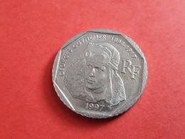 2fr 1997 Georges Guynemer - Munten & Bankbiljetten