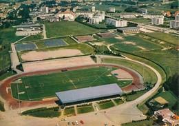 VITTEL: Vue Aérienne - Stade Jean Bouloumié - Vittel Contrexeville