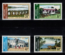 Comores - YV PA 45 à 48 N** Anjouan Cote 7,50 Euros - Comores (1950-1975)