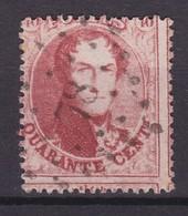 N° 16 B : 78 CHATELINEAU - 1863-1864 Medallones (13/16)