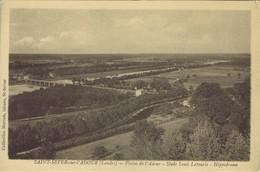 40 - Saint-Sever - Plaine De L'Adour - Stade Louis Lafaurie - Hippodrome - Saint Sever