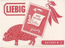 Buvard Potages Liébig N)3 - Minestre & Sughi