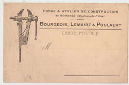 Carte Postale Industrielle  Montigny Le Tilleul - Kartenbriefe