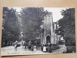 Carteret - La Nouvelle église - Carteret