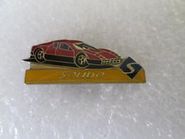 PIN'S    FERRARI  512 BB  SOLIDO - Ferrari
