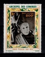 Comores - YV PA 57 N** Picasso Cote 12 Euros - Comores (1950-1975)