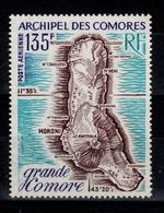 Comores - YV PA 53 N** Grande Comore Cote 10 Euros - Airmail