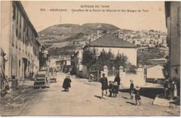12 AGUESSAC  Carrefour De La Route De Séverac Et Des Gorges Du Tarn - France