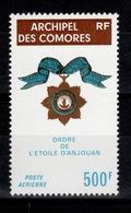 Comores - YV PA 58 N** Ordre De L'etoile D'Anjouan Cote 14 Euros - Comores (1950-1975)