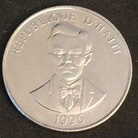 HAITI - 20 CENTIMES 1995 - Charlemagne Peralte - KM 152a - Haïti