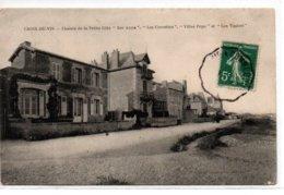 """Croix-de-Vie-Chalets De La Petite Côte """"Ker Anna"""",""""Les Crevettes"""",""""Villas Popo"""" Et Les """"Vagues"""" - Saint Gilles Croix De Vie"""