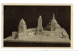 CPA-carte Postale-Belgique-Liège Maquette Du Mémorial De Cointe 1933 VM16128 - Liege