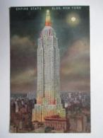 EMPIRE  STATE  BUILDING      ....      TTB - Empire State Building