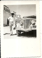 SUPERBE AUTO ANCIENNE . TAXI .ETHIOPIE - Automobile