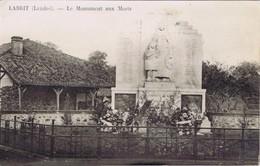 40 - Labrit - Le Monument Aux Morts - Labrit