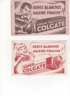 Buvard Dentifrice Colgate Les 2 - Perfume & Beauty