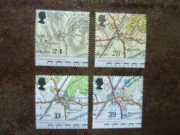 1991  Bicentenary Of Ordnance Survey Maps Of Hamstreet    SG = 1578 / 1581  **  MNH - 1952-.... (Elizabeth II)