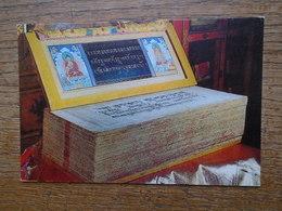 The Tripitaka - Budismo
