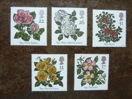 1991  World Congress Of Roses Belfast    SG = 1568 / 1572  **  MNH - 1952-.... (Elizabeth II)