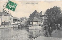 TROYES - Vue Sur La Seine - Troyes