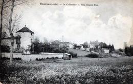 CPA - 10 - ESSOYES - Le Colombier Et Villa Chante-Bise - Essoyes