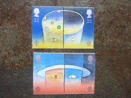 1991  Europa Europe In Space    SG = 1560 / 1563  **  MNH - 1952-.... (Elizabeth II)