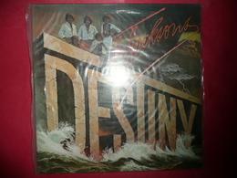 LP 33 N°3767 - THE JACKSONS - DESTINY - FUNK SOUL POP DISCO - DISQUE EPAIS - ORIGINAL 1978 - Soul - R&B